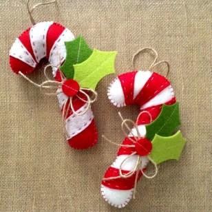 Fun Candy Cane Christmas Decoration Ideas 10