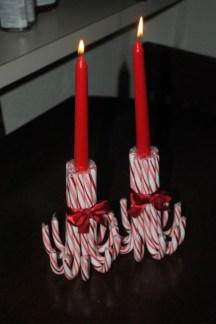 Fun Candy Cane Christmas Decoration Ideas 28