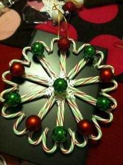 Fun Candy Cane Christmas Decoration Ideas 30