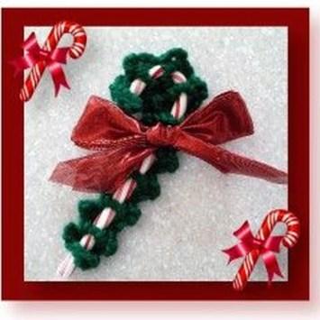 Fun Candy Cane Christmas Decoration Ideas 37