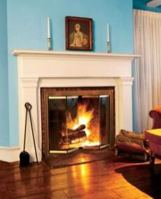 Gorgeous Fireplace Design Ideas For This Winter 01