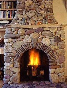 Gorgeous Fireplace Design Ideas For This Winter 32