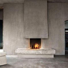 Gorgeous Fireplace Design Ideas For This Winter 49