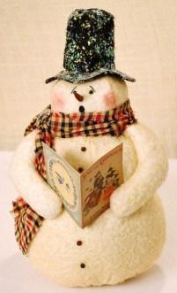 Interesting Snowman Winter Decoration Ideas 03