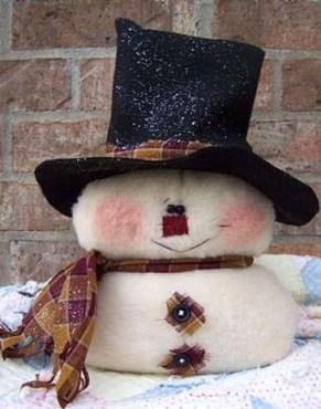 Interesting Snowman Winter Decoration Ideas 16