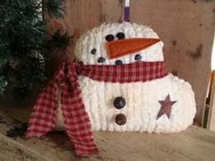 Interesting Snowman Winter Decoration Ideas 21