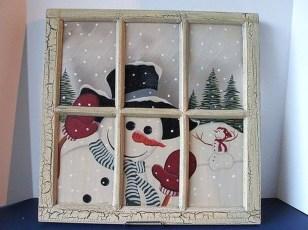 Interesting Snowman Winter Decoration Ideas 36