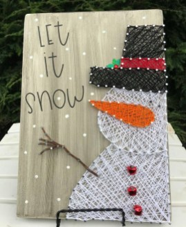 Interesting Snowman Winter Decoration Ideas 50