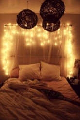 Modern And Romantic Bedroom Lighting Decor Ideas 08