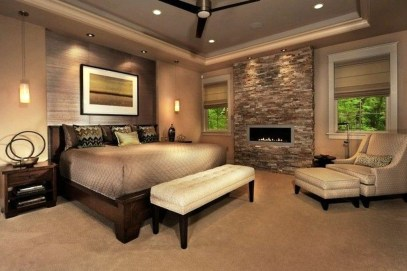 Modern And Romantic Bedroom Lighting Decor Ideas 12