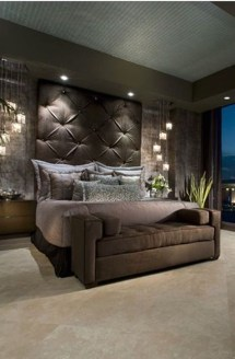 Modern And Romantic Bedroom Lighting Decor Ideas 17