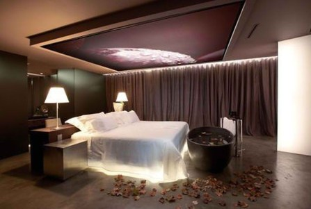 Modern And Romantic Bedroom Lighting Decor Ideas 19