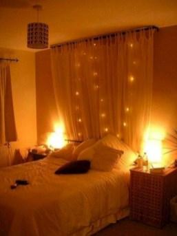 Modern And Romantic Bedroom Lighting Decor Ideas 32