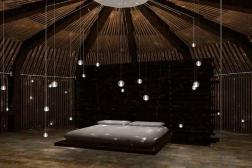 Modern And Romantic Bedroom Lighting Decor Ideas 37