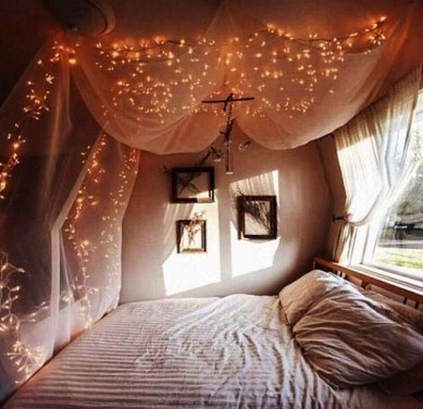 Modern And Romantic Bedroom Lighting Decor Ideas 42