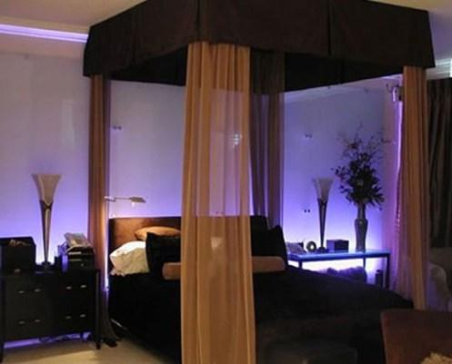Modern And Romantic Bedroom Lighting Decor Ideas 59