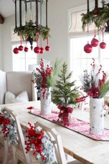 Most Popular Christmas Table Decoration Ideas 01