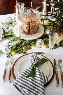 Most Popular Christmas Table Decoration Ideas 52