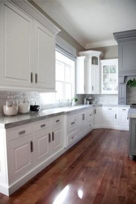 Perfect White Kitchen Design Ideas 17