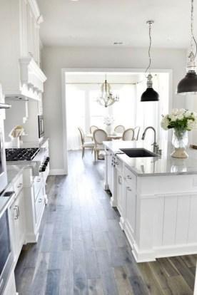 Perfect White Kitchen Design Ideas 30