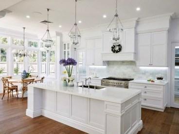 Perfect White Kitchen Design Ideas 31