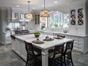 Perfect White Kitchen Design Ideas 32