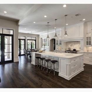 Perfect White Kitchen Design Ideas 34