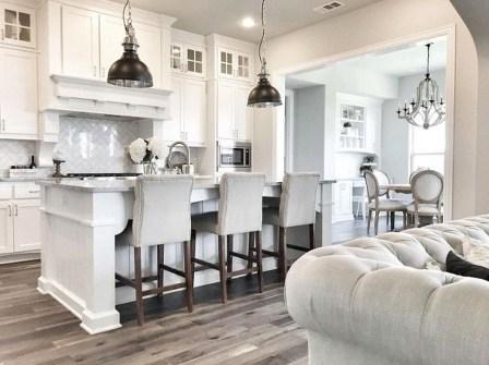 Perfect White Kitchen Design Ideas 49