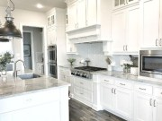 Perfect White Kitchen Design Ideas 54