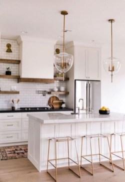 Perfect White Kitchen Design Ideas 58
