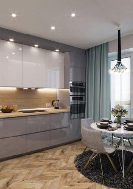 Popular Contemporary Kitchen Design Ideas 45