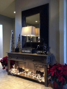 Simple And Easy DIY Winter Decor Ideas For Your Apartment 50