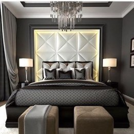 Adorable Bedroom Decoration Ideas For Winter 15