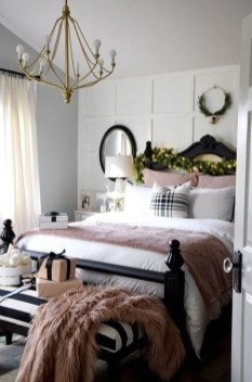 Adorable Bedroom Decoration Ideas For Winter 20