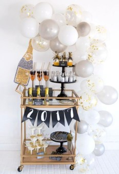 Best Ever New Years Eve Decoration For Your Home 24