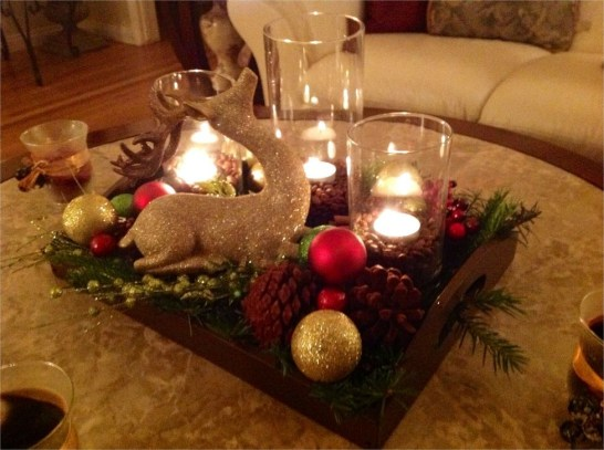 Best Ideas For Apartment Christmas Decoration 43