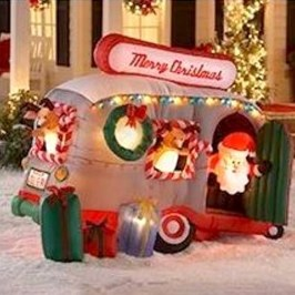 Creative RV Remodel Ideas For Christmas 13