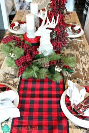 Creative RV Remodel Ideas For Christmas 34