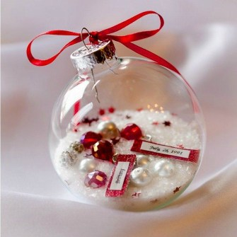 Easy DIY Christmas Ornaments Decoration Ideas 16