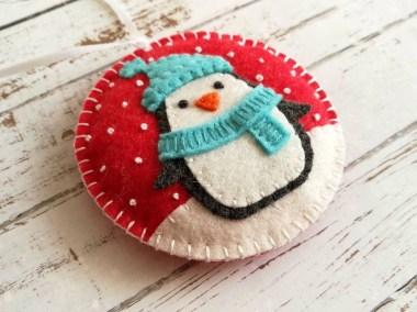 Easy DIY Christmas Ornaments Decoration Ideas 21