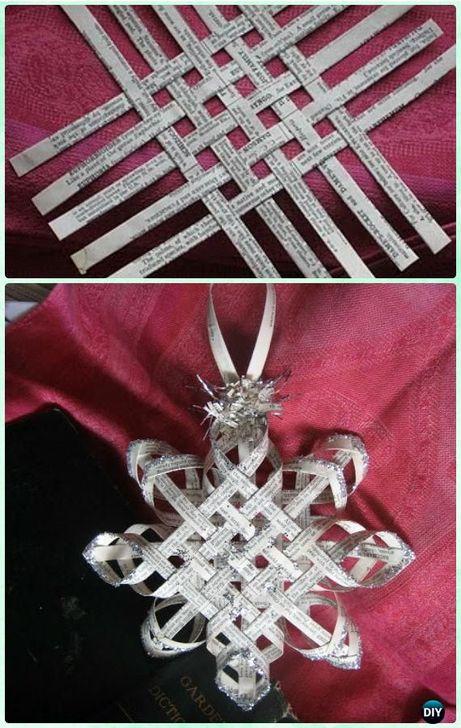 Easy DIY Christmas Ornaments Decoration Ideas 36