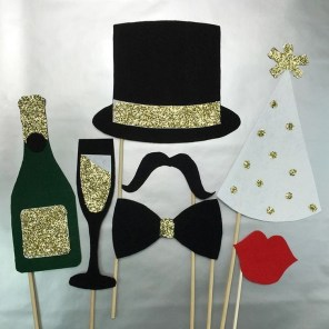 Easy DIY New Years Eve Party Decor Ideas 49