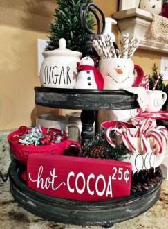Fabulous Kitchen Christmas Decoration Ideas 47