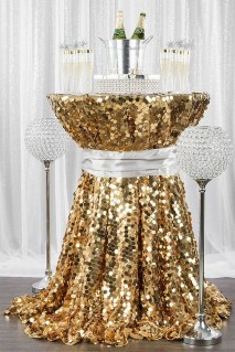Fantastic New Years Eve Party Table Decoration Ideas 26