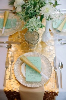 Fantastic New Years Eve Party Table Decoration Ideas 47