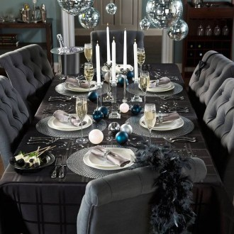 Fantastic New Years Eve Party Table Decoration Ideas 48