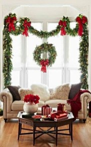 Inspiring Christmas Decoration Ideas For Your Living Room 22