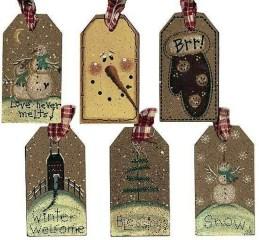 Inspiring Wooden Winter Decoration Ideas 10