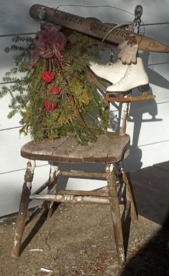 Inspiring Wooden Winter Decoration Ideas 37