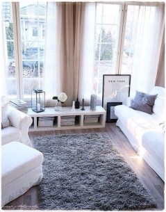 Lovely Neutral Decoration Ideas For Your Living Room 11